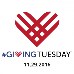 Giving Tuesday 2016 heart